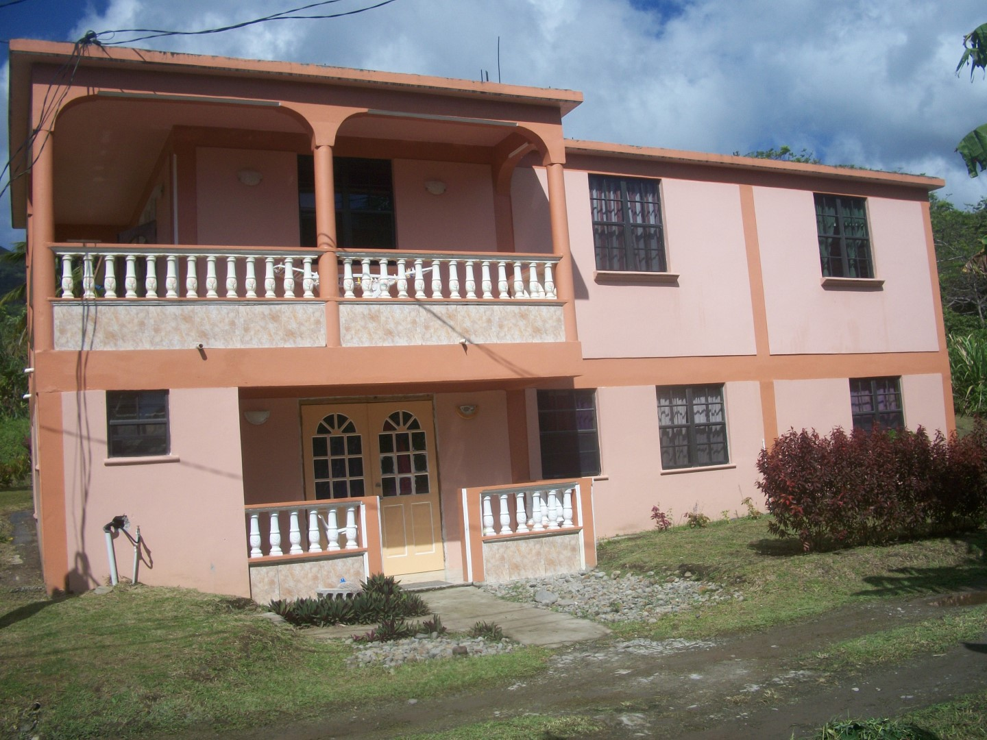 2 storey house near Grand Bay